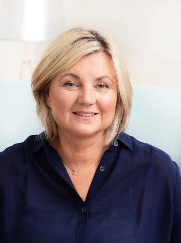 Porträtt Ann-Sofie Svanfelt