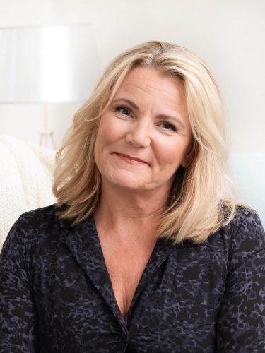 Porträtt Liselotte Wahlund Swahn